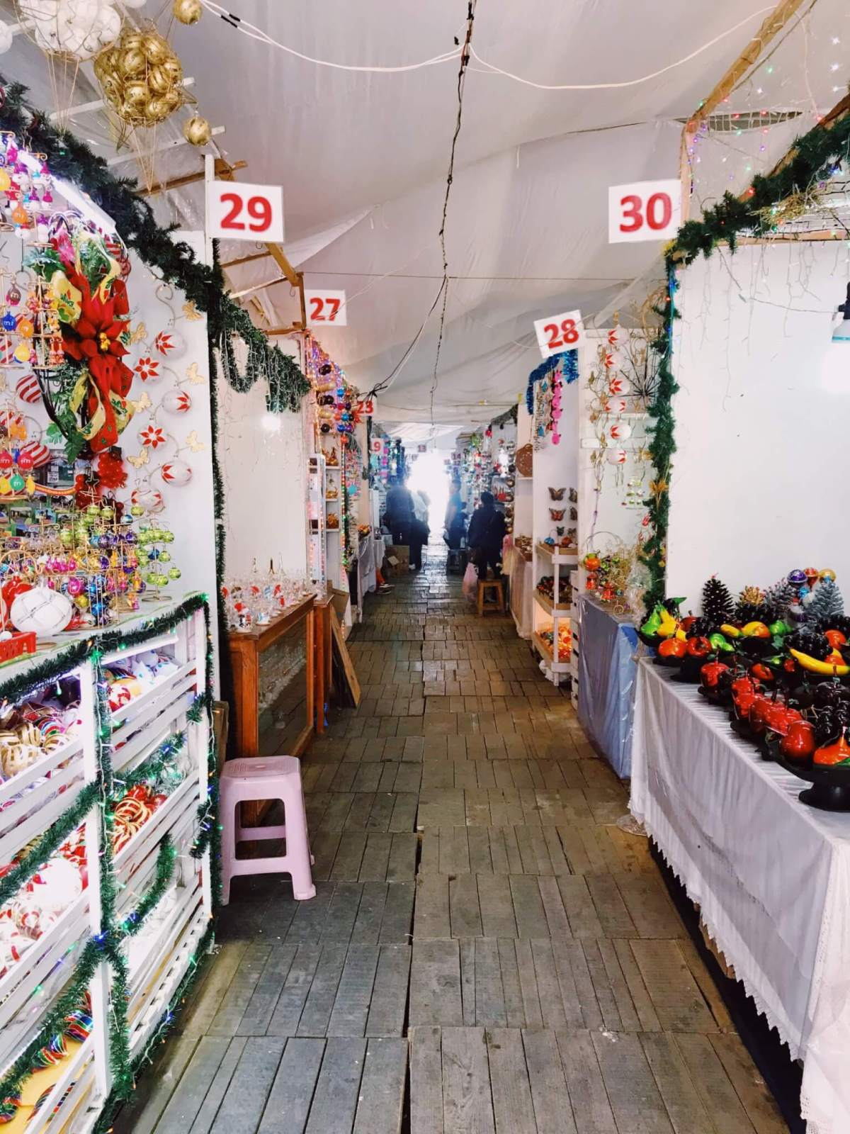 Christmas Markets in Tlalpujahua