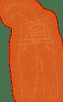 Just Let's Catch TV Pants Logo