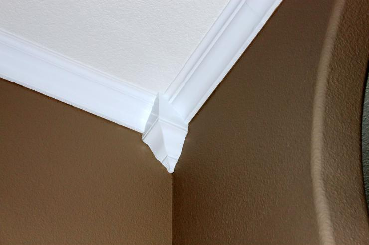 crown moulding
