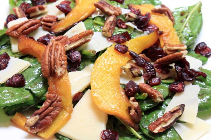 fall harvest salad