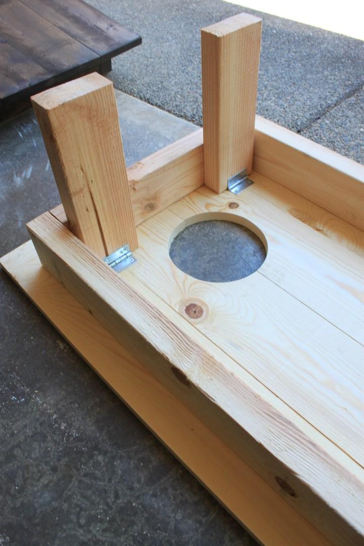 DIY cornhole