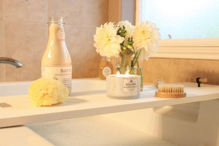 diy spa bathtub tray