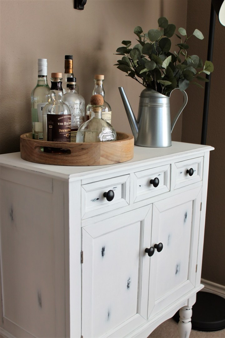 Small Buffet Upcycle