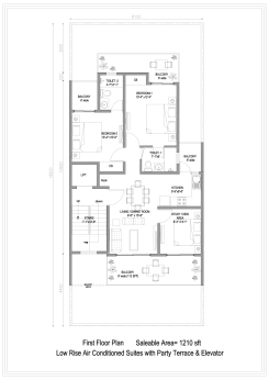 Proposed Layout Plans 1