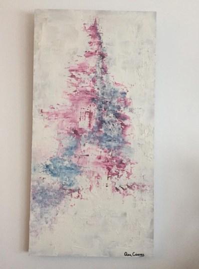 La Expresión de Ana Cáceres_regalos de boda_creativa en arte abstracto_Just Married Market