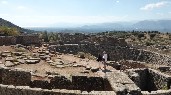 Ancient Mycenae & the Treasury of Atreus