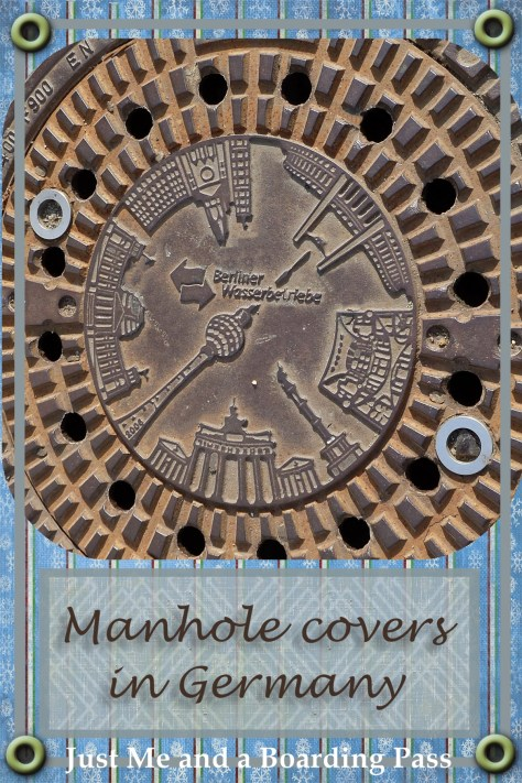Manhole covers in Germany