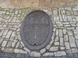 Weimar manhole cover