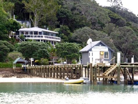Kawau Lodge Property