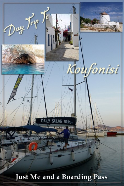 Koufonisi Day Trip From Naxos