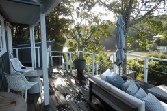 Kawau Lodge Top Deck
