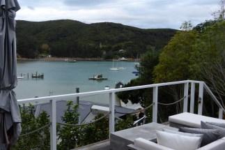Kawau Lodge view