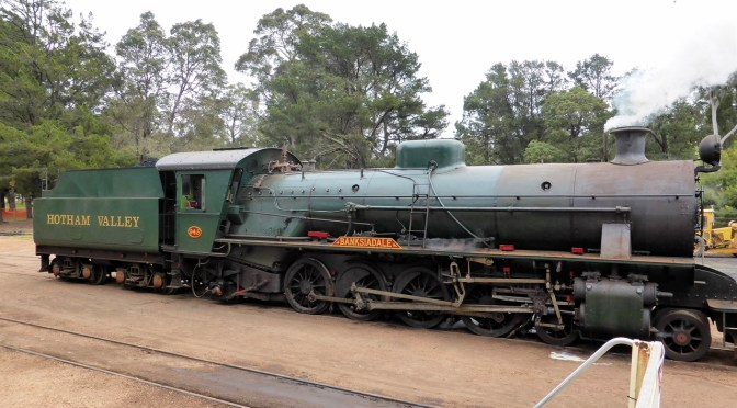 Hotham Valley Railway – Dwellingup