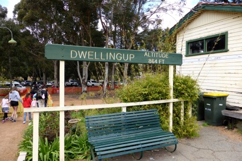Dwellingup Station