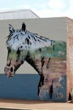 Mural in Dwellingup