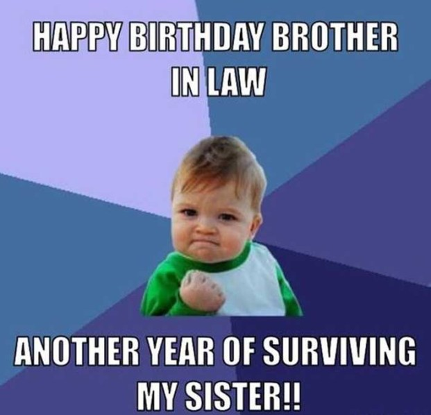 Happy Birthday Funny : Happy Birthday Mother In Law Meme Funny