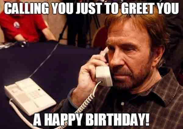 13 Best Chuck Norris Birthday Meme Just Meme