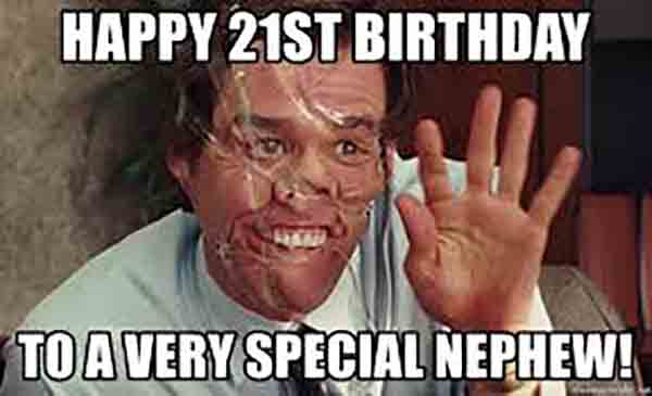 22 Funniest 21st Birthday Meme