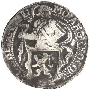 Netherlands, Gerderland, Silver Lion Daalder. 1652. Obverse.