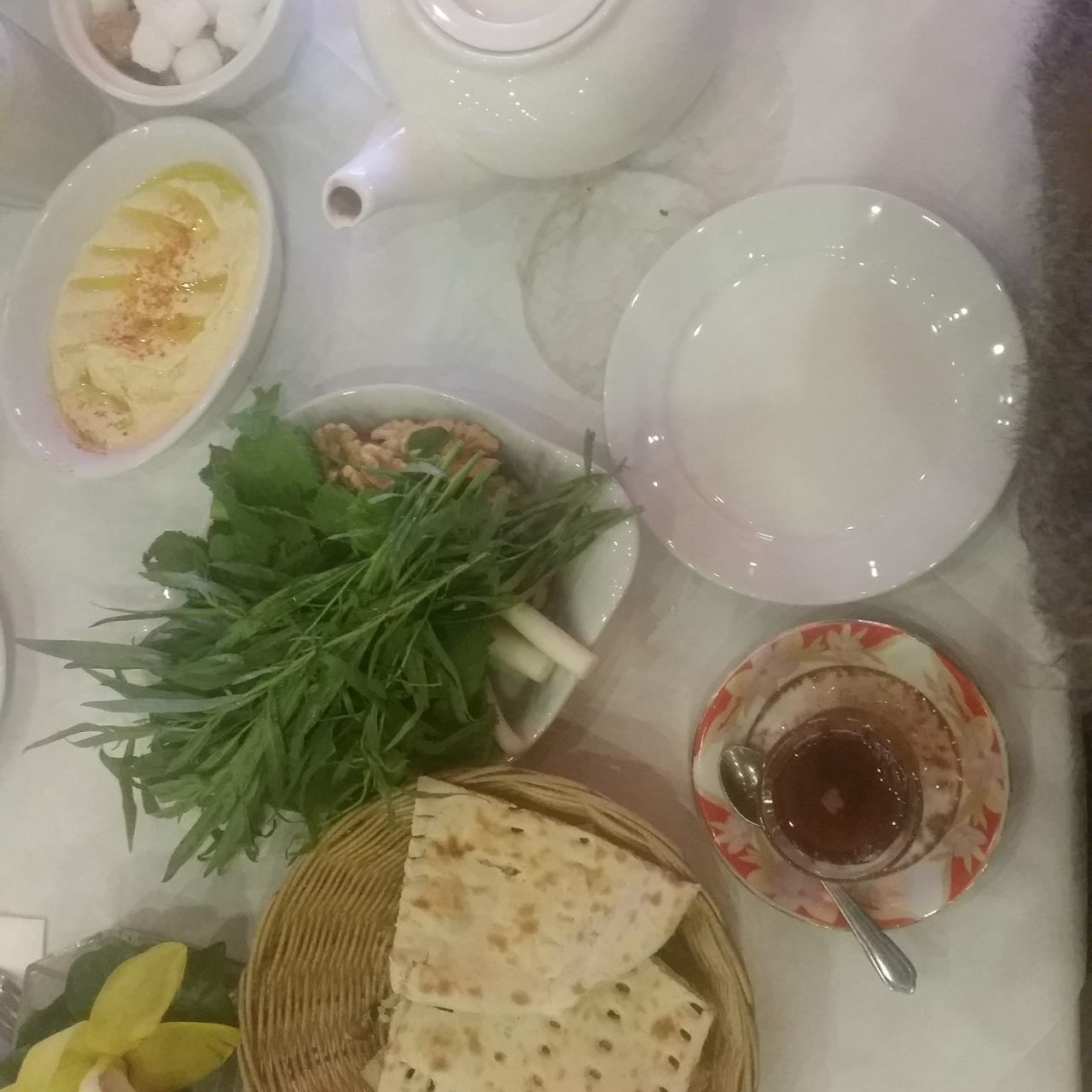 Yas – Kensington Olympia based Persian restaurant