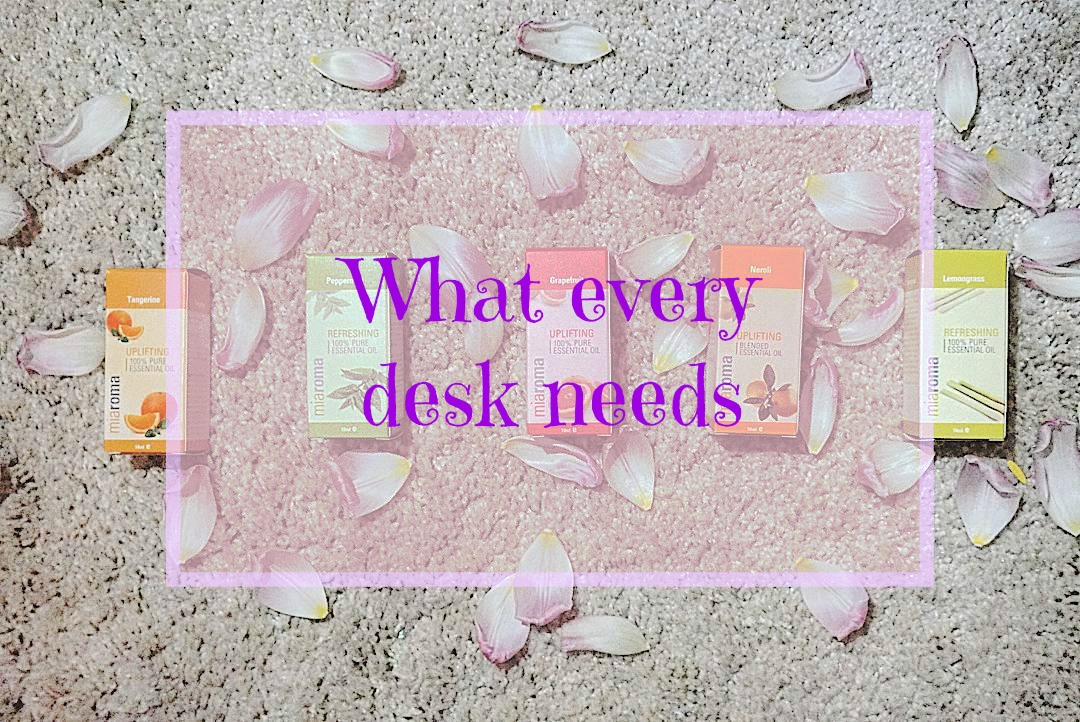One thing every desk needs