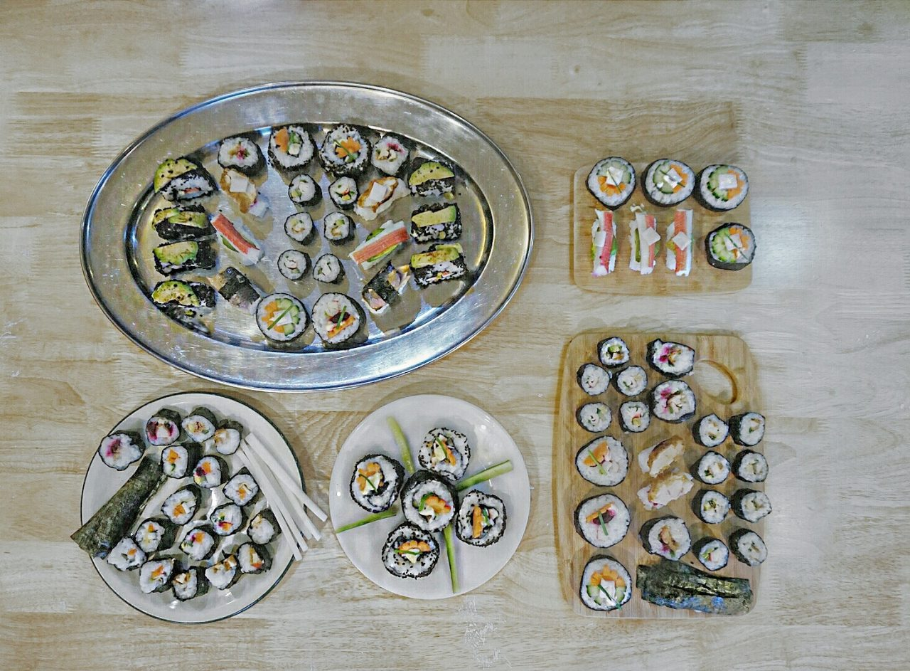 Top tips for making Sushi at home