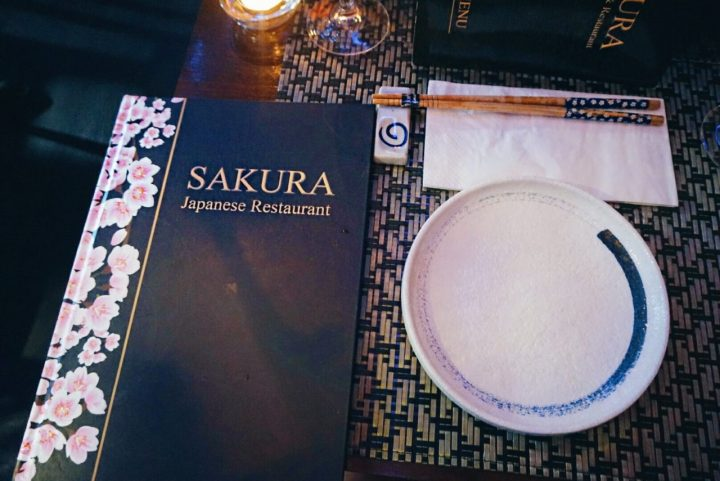 Sakura桜– Perfect date nightlocation