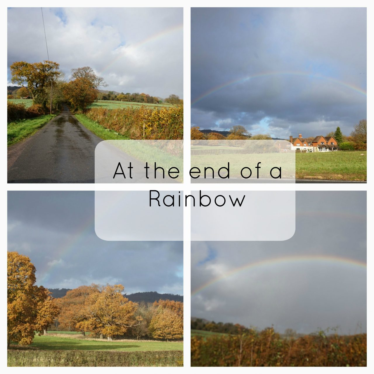 The truth about the end of a Rainbow