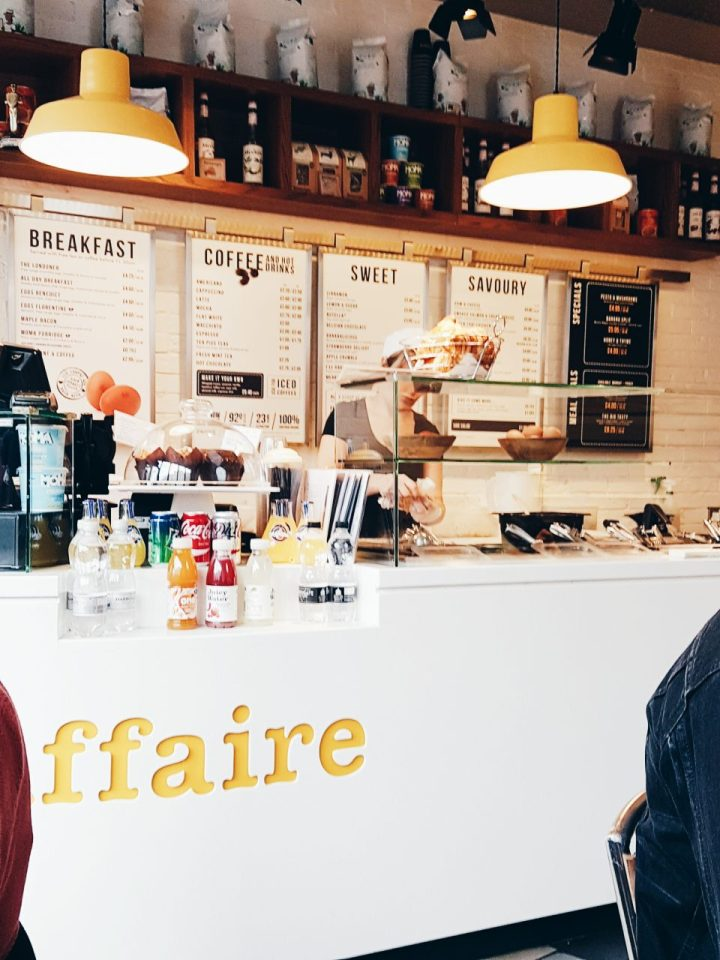 Places to lunch in Wimbledon – Crepe affaire