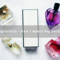 Fragrantica - How I select my perfume