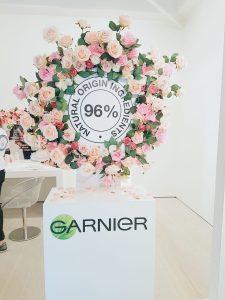 Garnier Glamour Beauty Fest