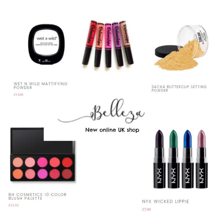 Belleza – A new UK source of U.S beauty brands