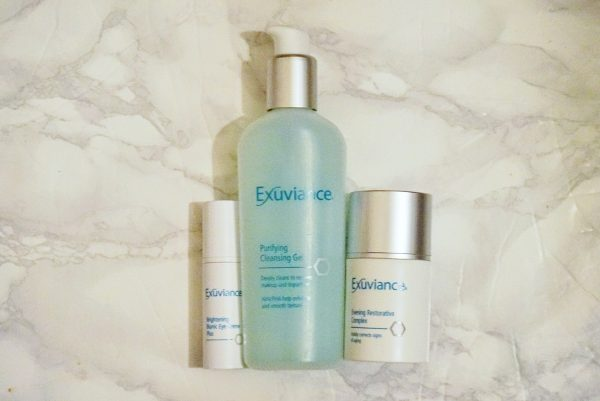 Exuviance Skincare Range Review