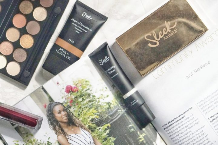 My Top Sleek Makeup 3 for 2 gift picks available in Boots