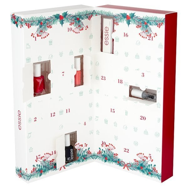 Essie-Nail-Polish-Advent-Calendar-Superdrug