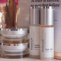 Bellevue London - Luxury skincare range for all skin types