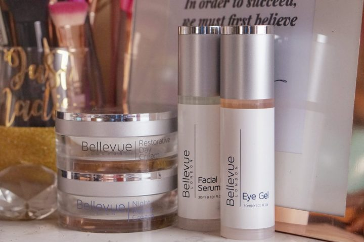 Bellevue London – Luxury skincare range for all skin types