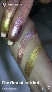 huda beauty palette launch