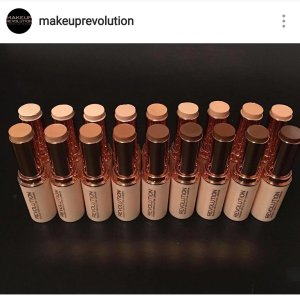 Makeup revolution foundatiion