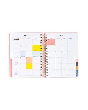 month view agenda bando