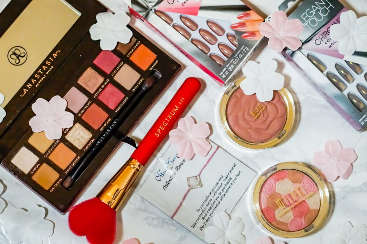 Valentines day beauty round up
