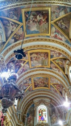 Historical buildings in Malta
