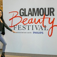 Glamour Beauty Fest 2018 my annual pamper session