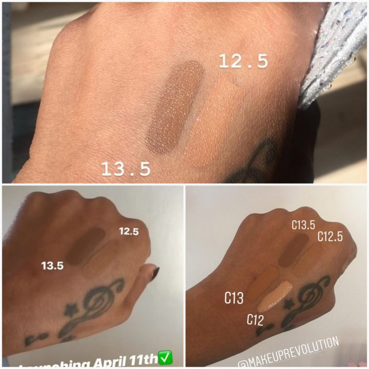 Fast Base Foundation – New shades are coming