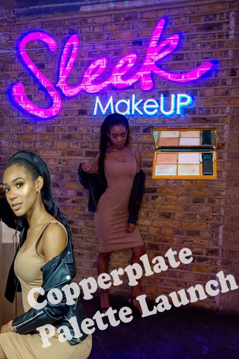 Sleek MakeUp Copperplate Highlighter Launch