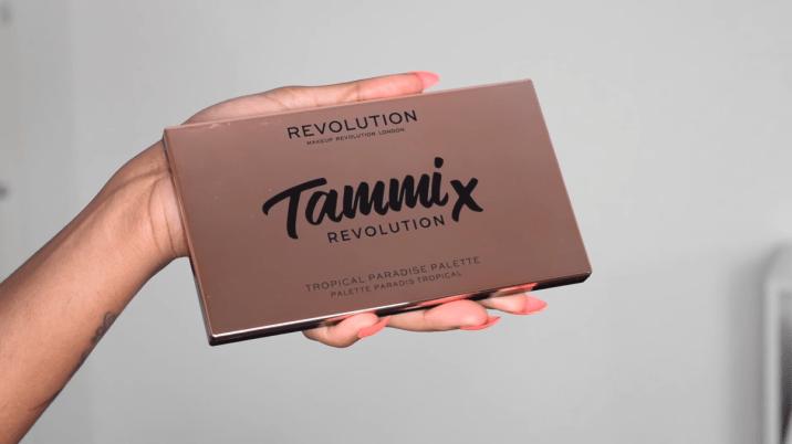 Tammixrevolution palette
