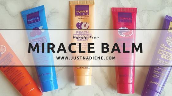 Purple Tree Miracle Balm