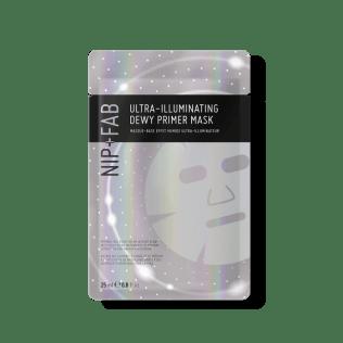 illuminating sheet mask