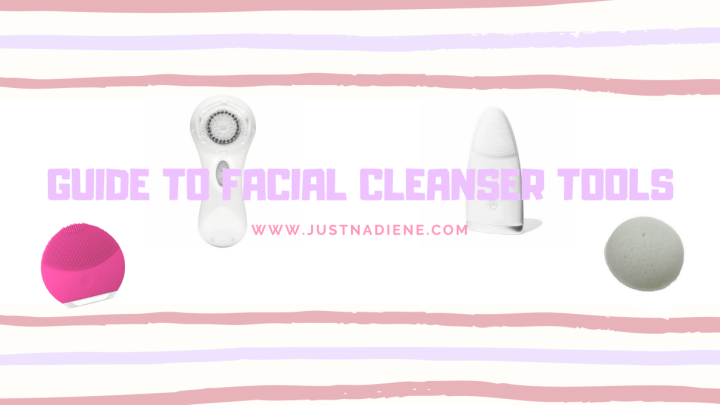 In depth guide to facial cleansers