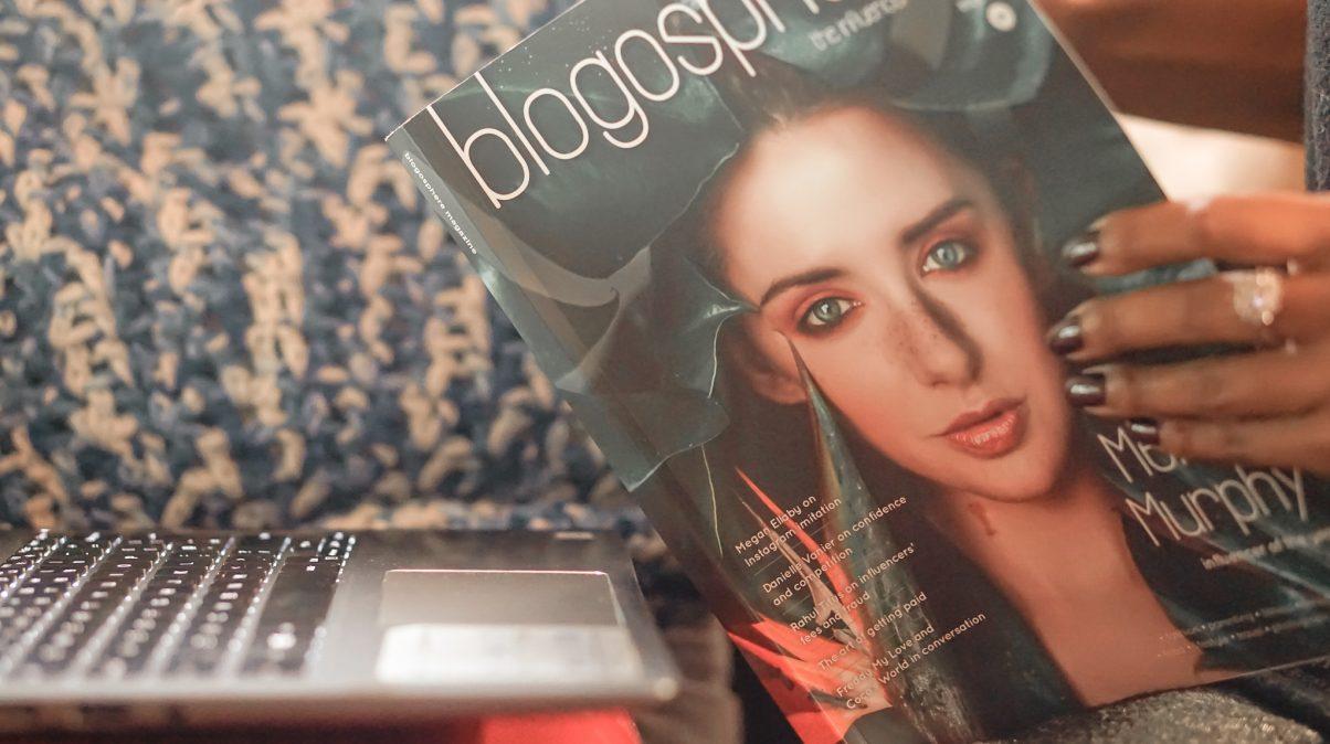 blogosphere magazine network